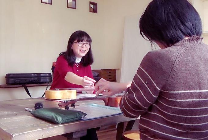 千葉 ウクレレ教室