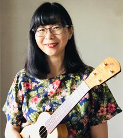 千葉 川井美智子ウクレレ教室 代表